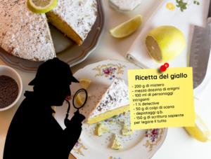 La ricetta del giallo: scrivere un mistero da leccarsi i baffi