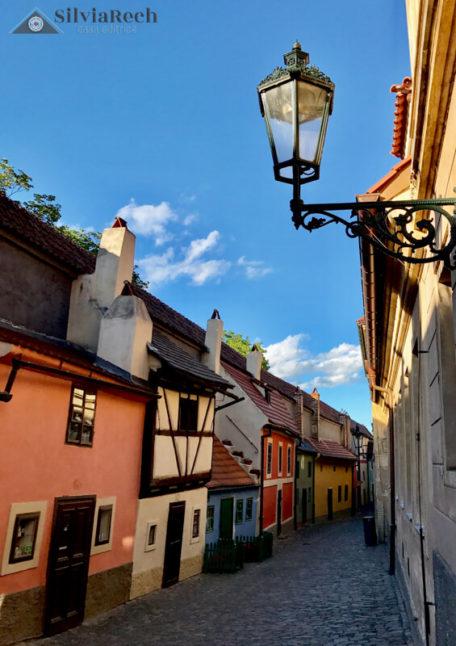 Fotografia Praga via degli orafi